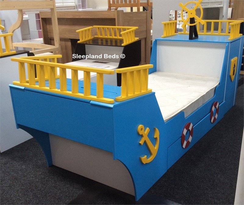 31+ Pirate Ship Toddler Bed Canada PNG
