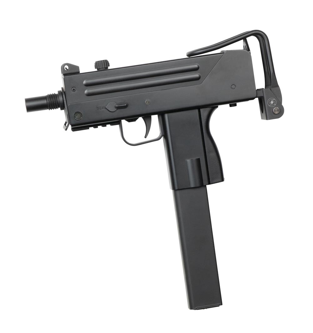 JG MAC10 Airsoft Submachine Gun | Actionhobbies.co.uk