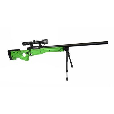 Warrior V3 MB-01 L96 Airsoft Sniper Rifle 2 Tone