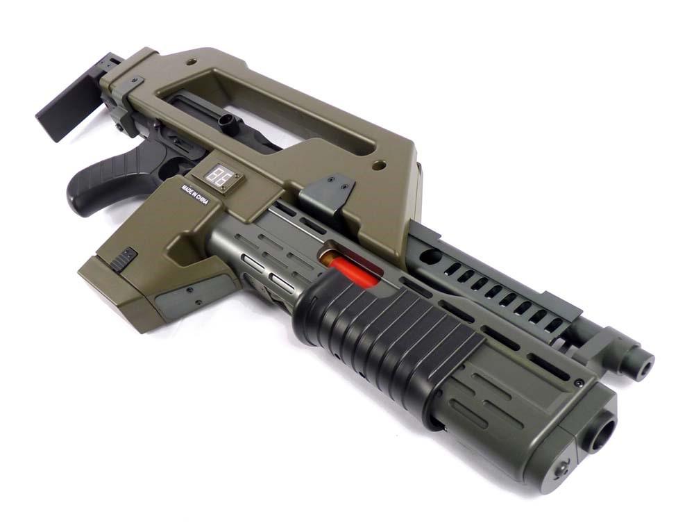 Snow Wolf Aliens M41a Pulse Rifle Actionhobbies Co Uk