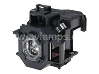- Lamp for Epson EMP S5/ EMP S52 / EMP X5 / EMP X52 projectors (ELPLP41)