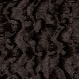 PLUSH SUPER SOFT BRIGHT WHITE Super Luxury Faux Fur Fabric Material