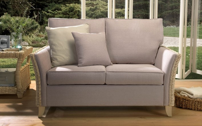 Arlington 2 seater Sofa - Cane Furniture by Desser