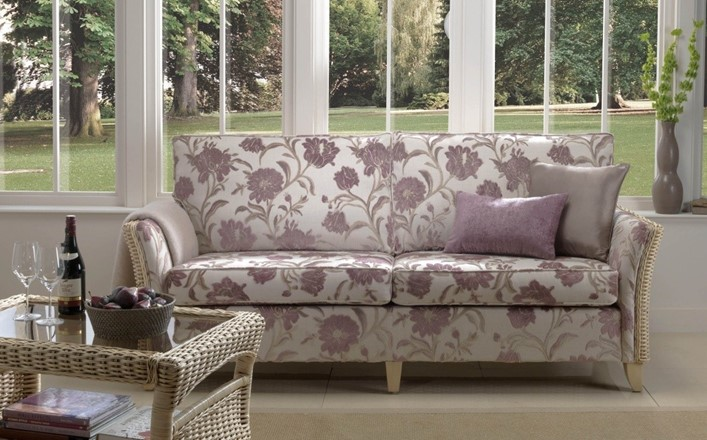 Arlington 3 seater Sofa - Cane Furniture by Desser