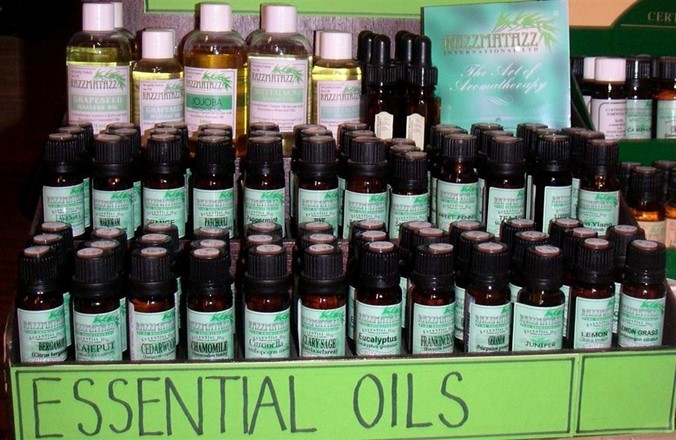 Aromatherapy Essential Oils 10ml  - Geranium