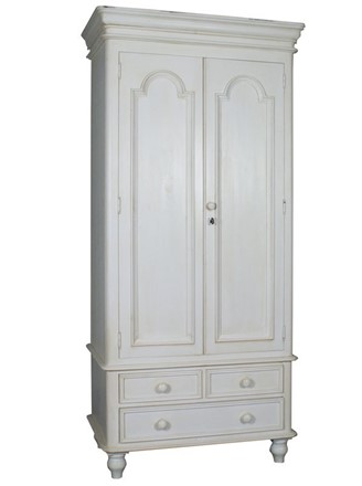 Ascot Single Wardrobe