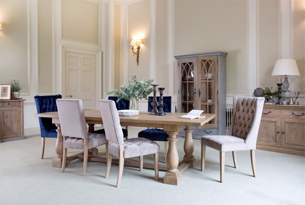 Atlas 200cm Dining Table - Hardy Dining Furniture