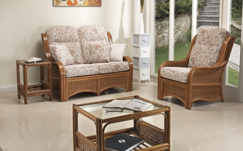berlin in antique brown cane furniture by desser. Black Bedroom Furniture Sets. Home Design Ideas