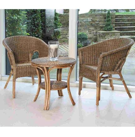 Boston Bistro Set by Pacific Lifestyle