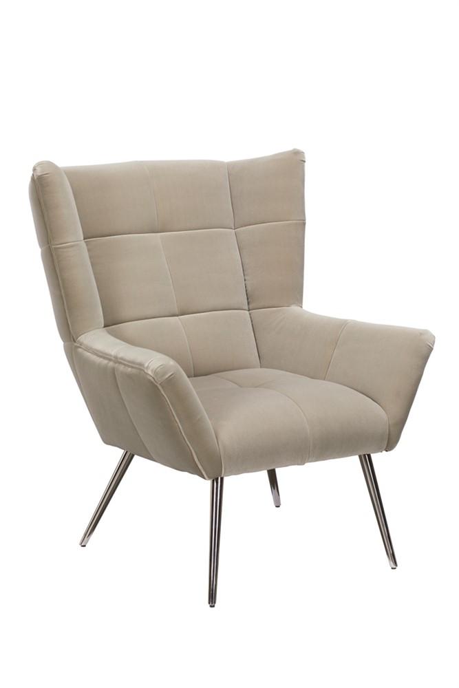 Cocktail Armchair - Grey