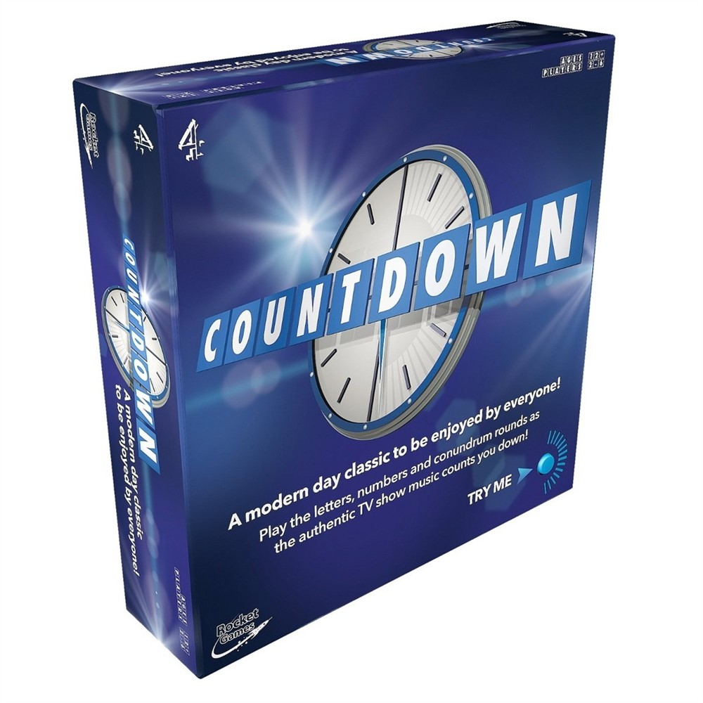 Countdown Letters Games | Season 1 - Game 5 - YouTube |Countdown Game