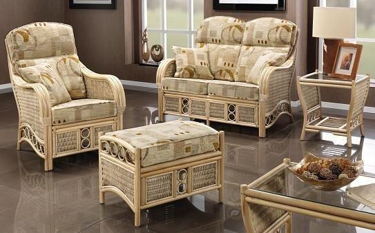 Darwen - Cane furniture by Desser