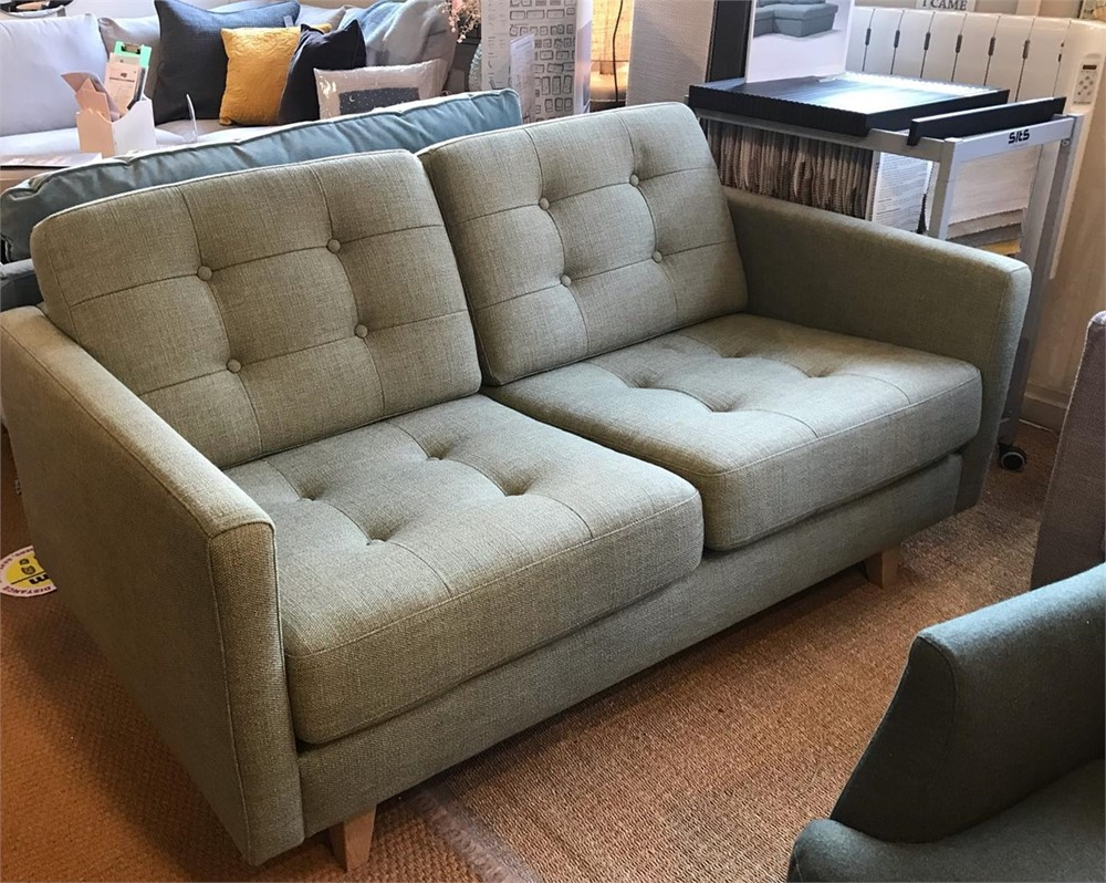 Ex Display - Kalle 2 seater Sofa by Sits