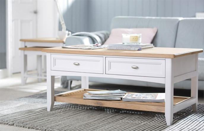 Grasmere Dining Furniture - CoFfee Table