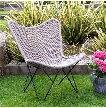 Grayling Chair - Outdoor Rattan Furniture