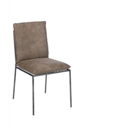 Harper Dining Chair - Light Grey