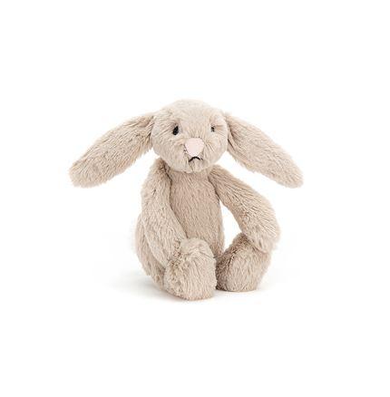 Jellycat soft toy - Bashful Beige Bunny - Baby