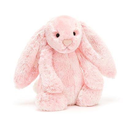 Jellycat soft toy - Bashful Peony Bunny - Medium