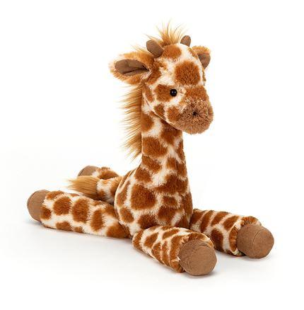 Jellycat soft toy - Dillydally Giraffe - Small