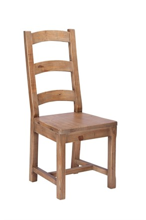 Leeward  Wooden Seat Dining Chair