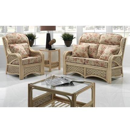 Lugano - Cane furniture by Desser
