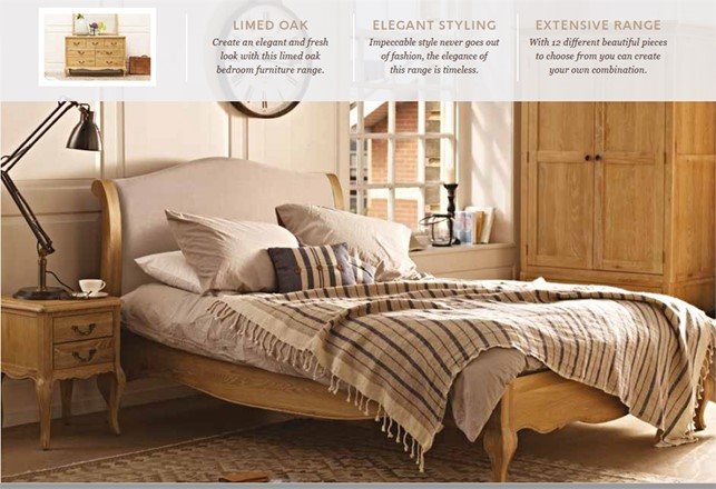 Maison Bedroom Furniture - 50% off last remaining items