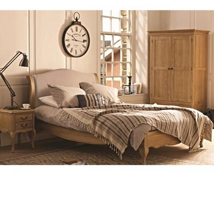Maison Bedroom Furniture - Bed stead 150cm