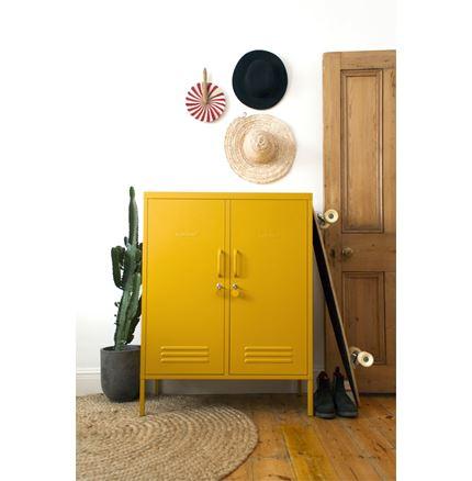 Midi Locker by Mustard Made - Mustard