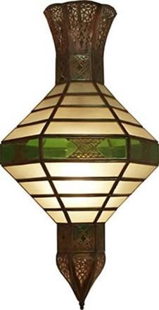 Moroccan Ceiling Lantern - Cordoba Pyramids