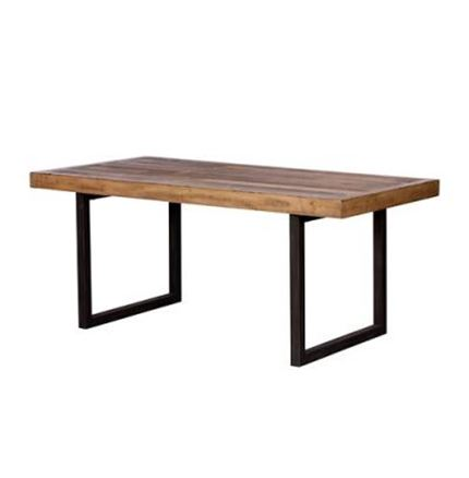 Nixon Dining Furniture - 140cm Extending Dining Table