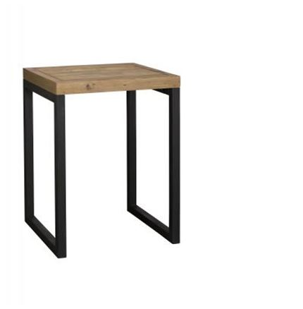 Nixon Dining Furniture - Square Bar Table