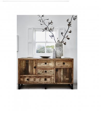 Nixon Dining Furniture - Wide Sideboard