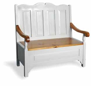 Provence Monks Bench