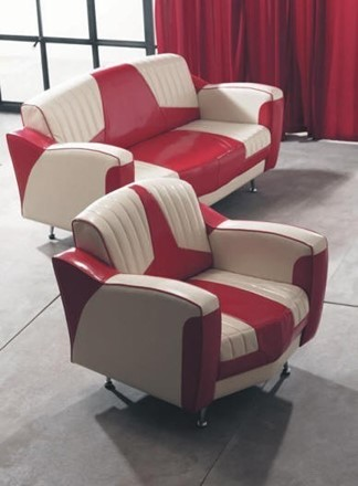 Retro Sofas & Chairs (Full Adult size)
