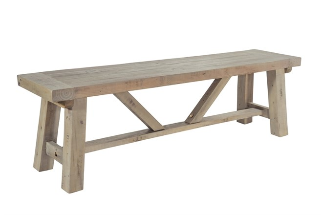 Saltash Dining Furniture - Long Bench 170cm