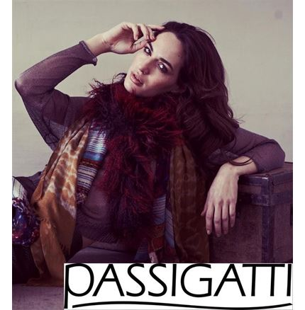 Scarves by Passigatti