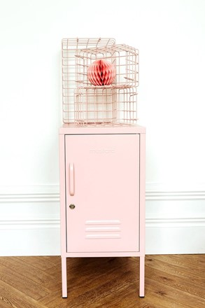 Shorty Locker by Mustard Made - Blush Pink
