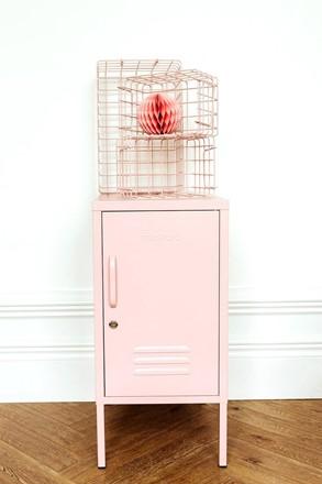 Shorty Locker by Mustard Made - Blush Pink