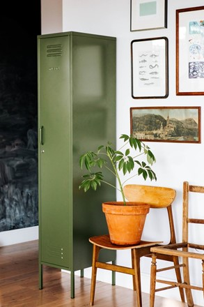 Skinny Locker by Mustard Made - Olive Green
