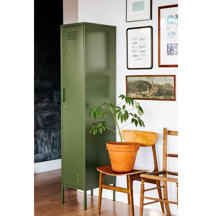 Skinny Locker by Mustard Made - Olive Green