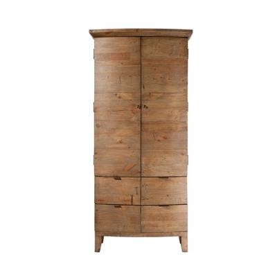Small Double Wardrobe - Bermuda Bedroom Furniture