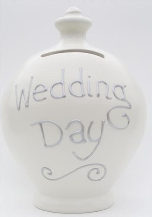 Terramundi money pot - Wedding day