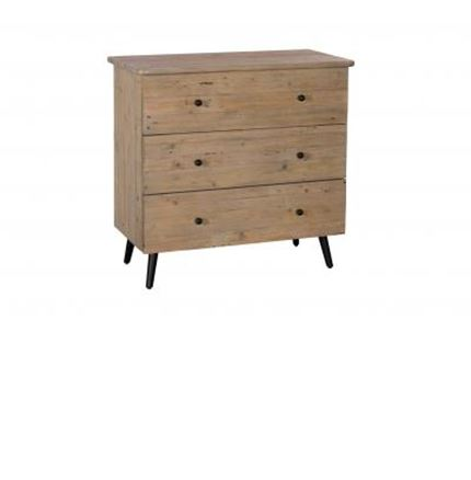 Valetta Bedroom Furniture - 3 drawer Chest