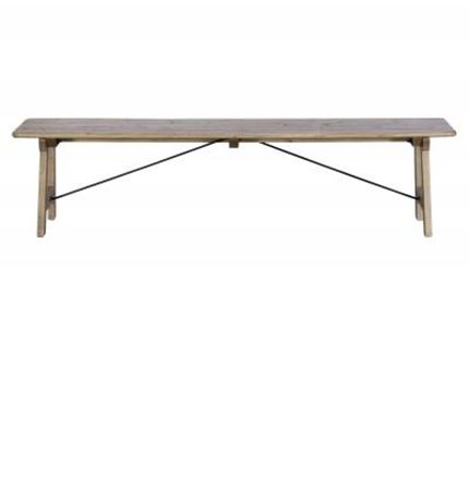 Valetta Dining Furniture - 150cm Bench