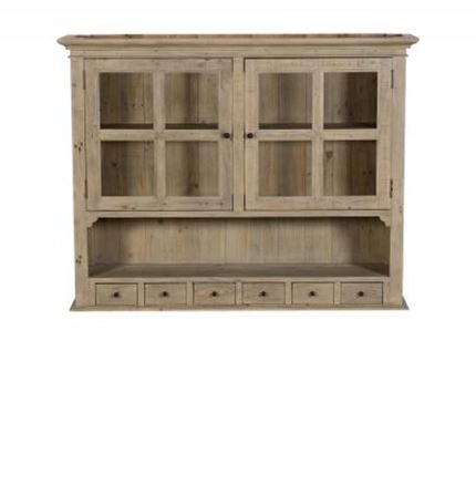 Valetta Dining Furniture - Wide Sideboard / Dresser Top