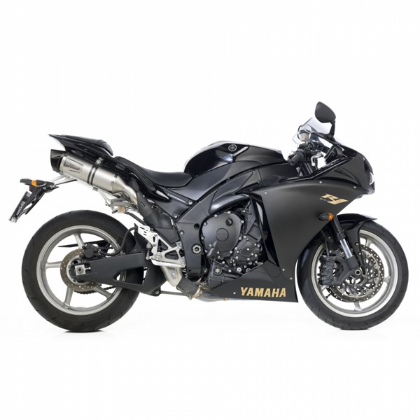 yamaha yzf r1 leovince lv one evo slip on exhausts. Black Bedroom Furniture Sets. Home Design Ideas