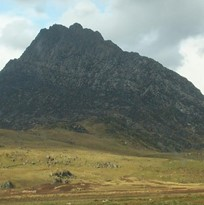 Couple Rescued from Tryfan