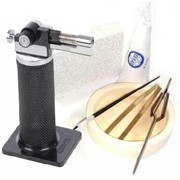 Jewellers Tools  Soldering kit (click for larger image)