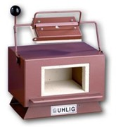 Jewellery Making Tools Enammeling  Element Kiln: Heated from two sides   (click for larger image)