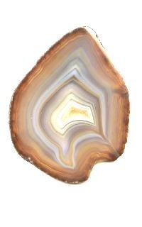 how to cut agate slices